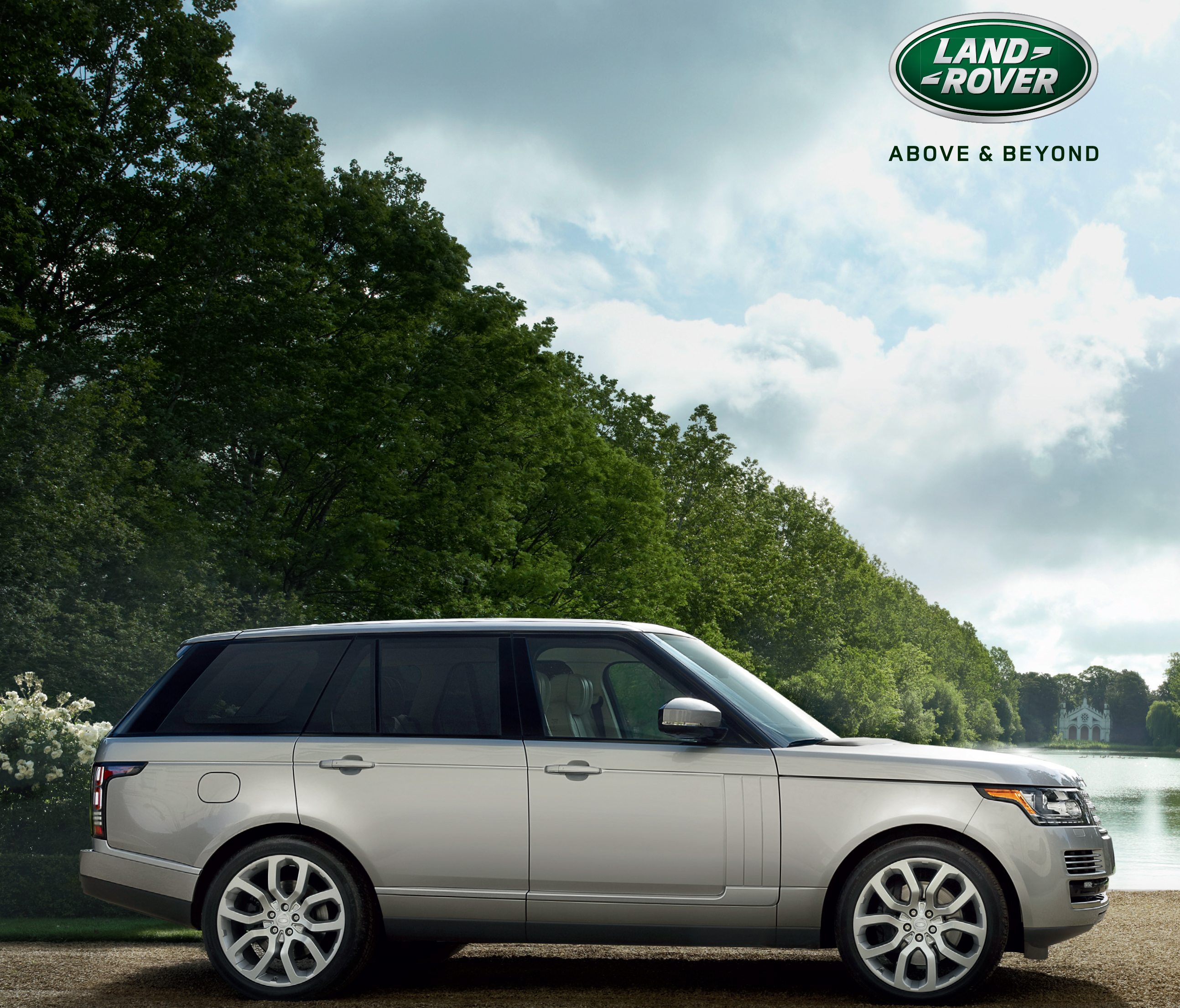 Land Rover Goes Eco-Friendly