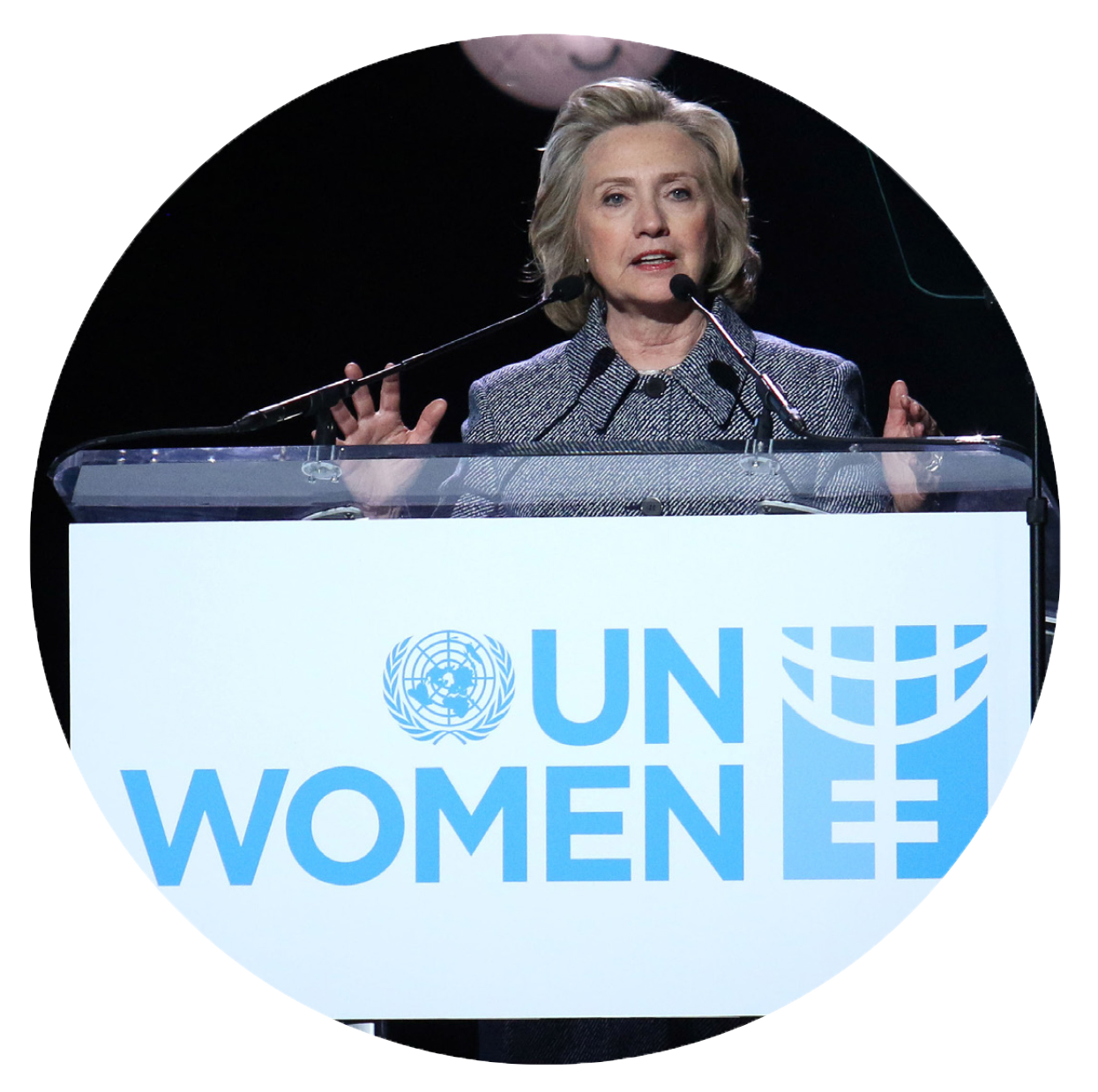 Hillary Clinton America v. The World in Gender Equality One on One Answering The Call To Service Is The United States Ready For Its First Female President?