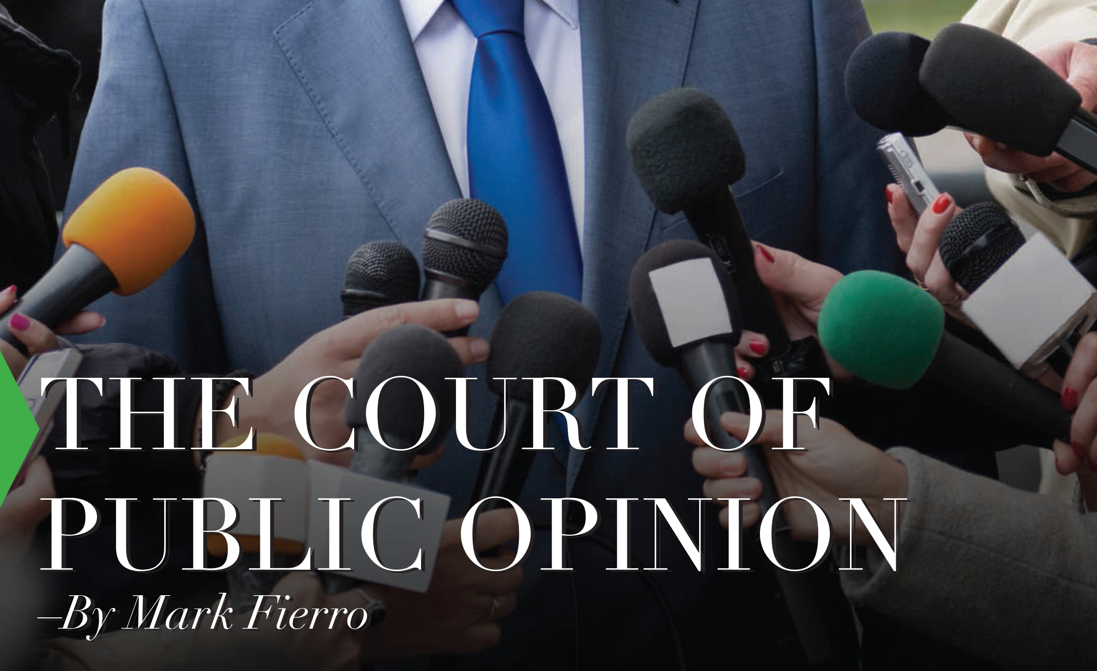 Of Public Opinion