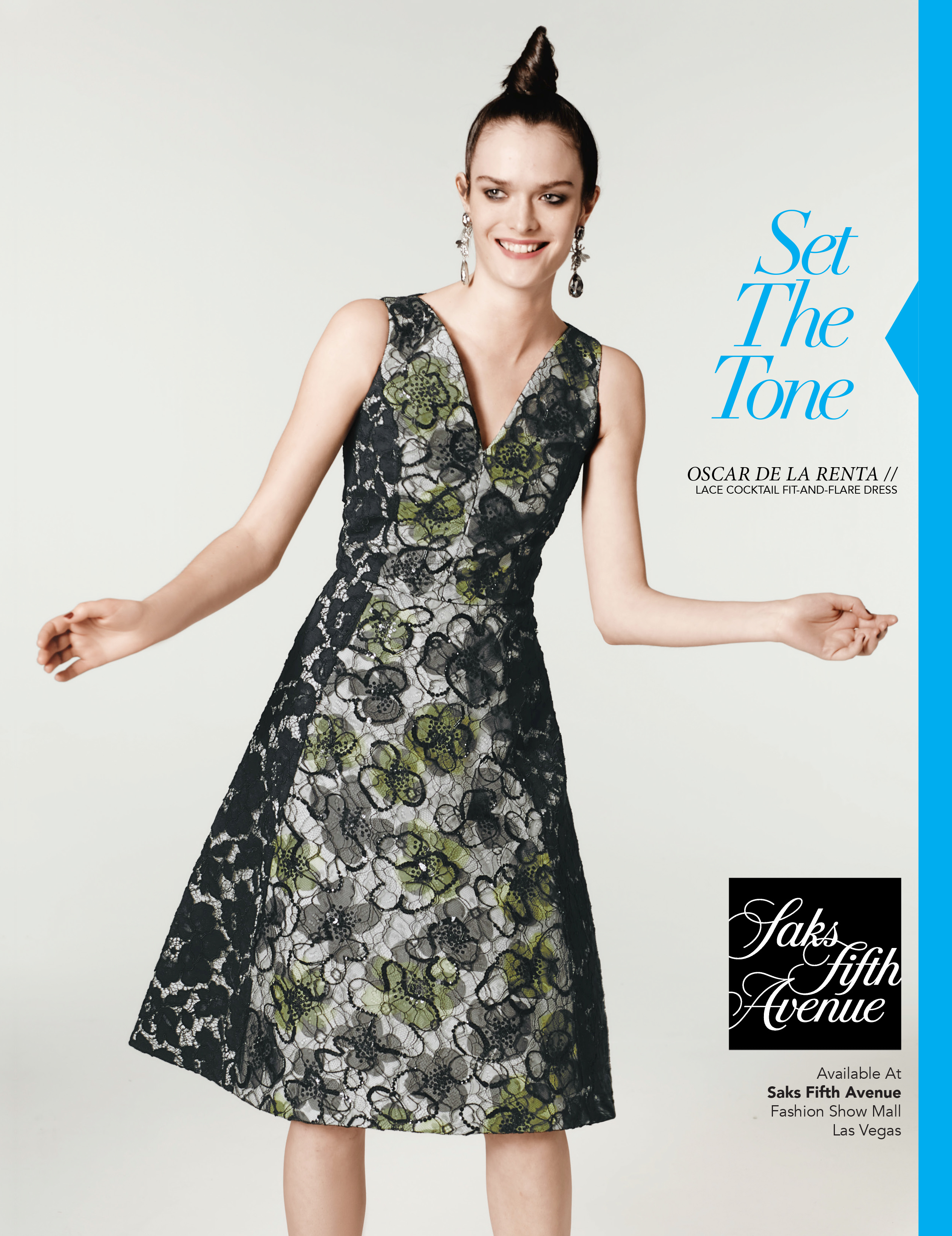 Saks Fifth Avenue: Set The Tone | Vegas Legal Magazine