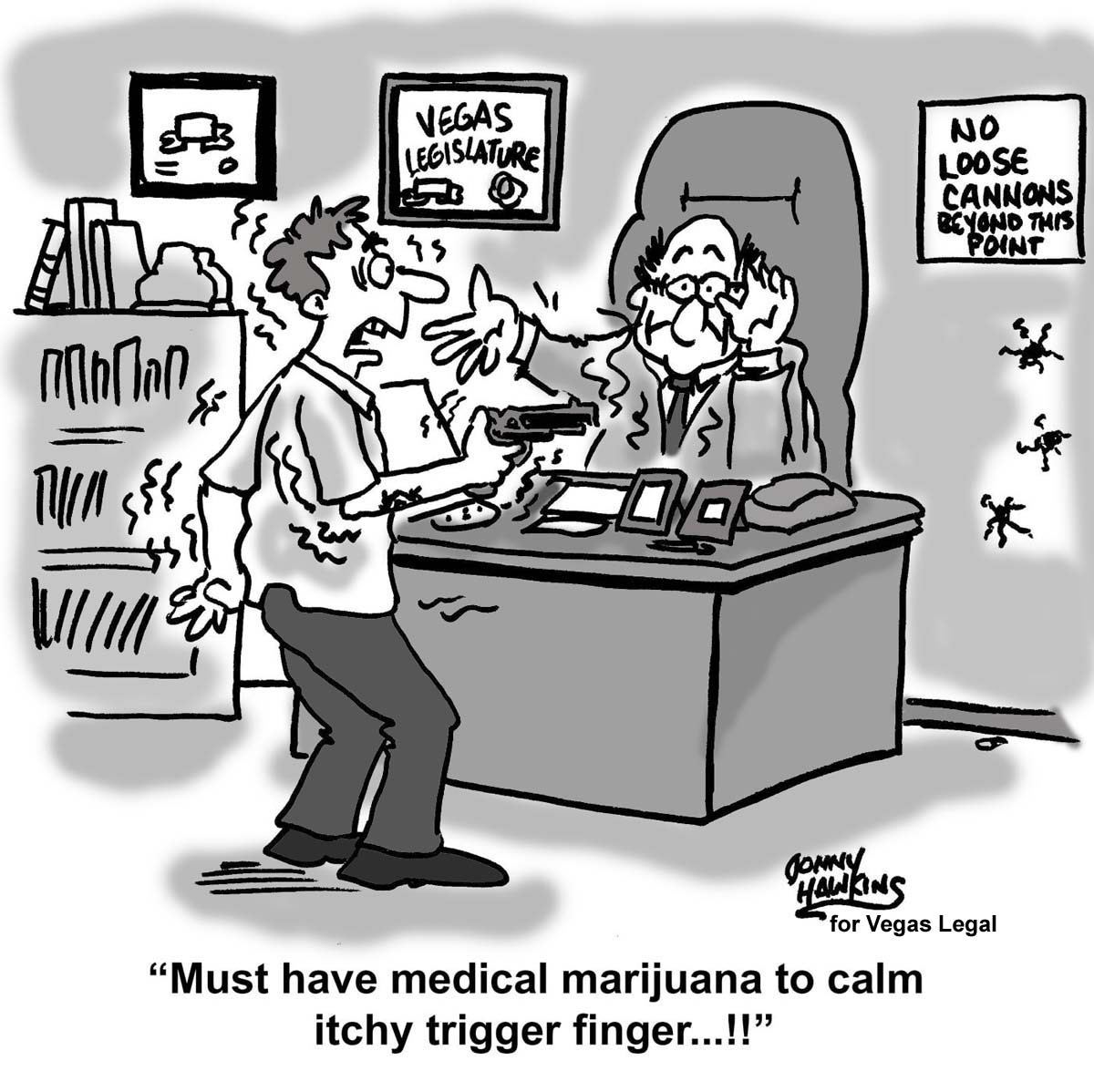 Guns & Marijuana 1