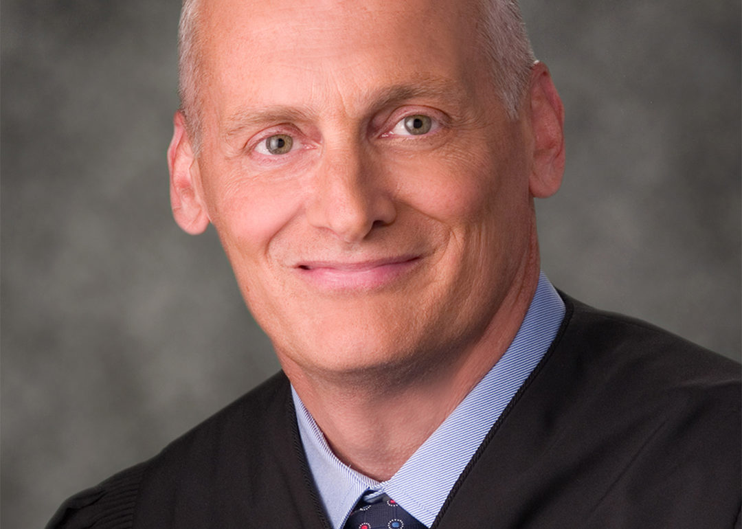 Judge Mark Stevens